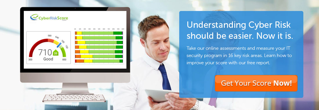 Get Your Cyber Risk Score